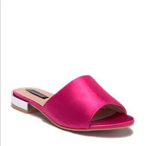 Lost Ink Bessie Slide Sandal